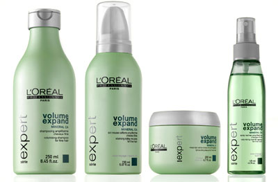 L'OREAL Shampoo, Conditioner and Mask available at MV Salon New York