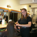 Keratin by Julia at MV salon new york